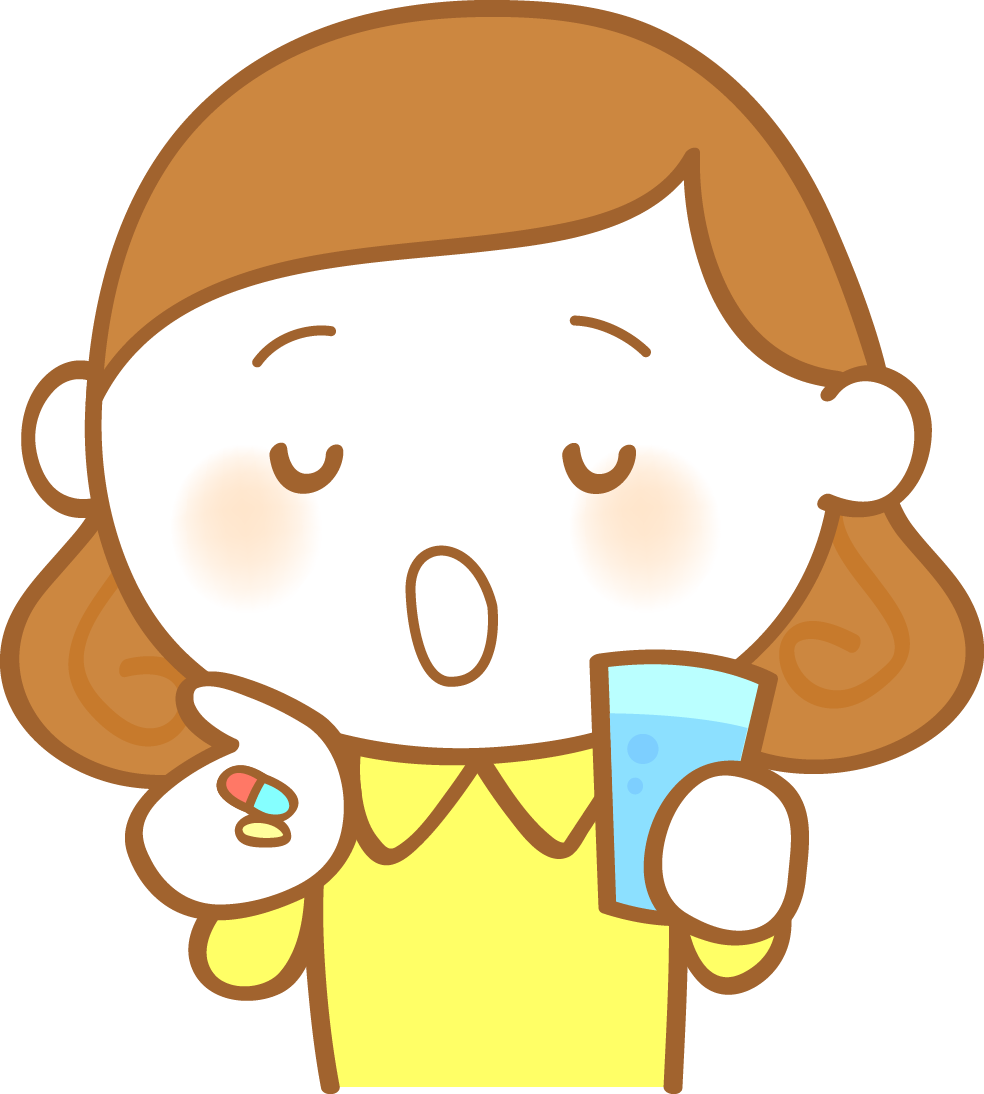 妊活サプリの有効的な飲み方