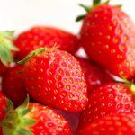 ビタミンCが豊富のイチゴには葉酸がいっぱい