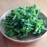 菜の花は葉酸を多く含む食品