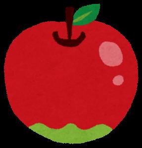 妊娠5ヶ月後の胎児はようやくリンゴくらいの大きさになります